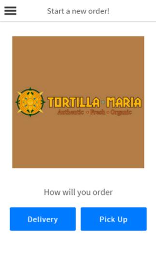 Tortilla Maria