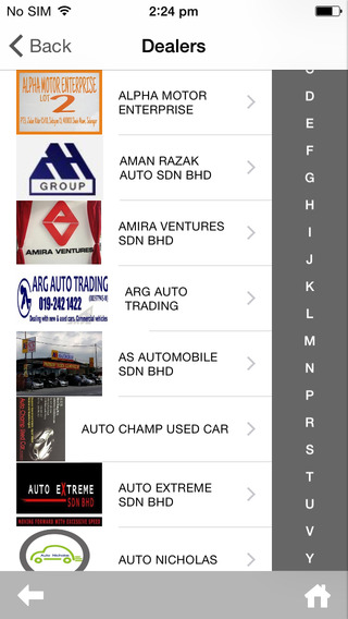 Motor Trader: Used Car Searching Engine