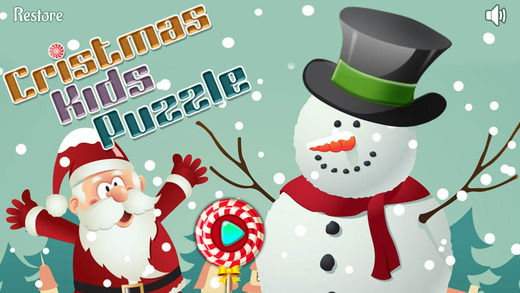 Christmas Kids Puzzle PRO