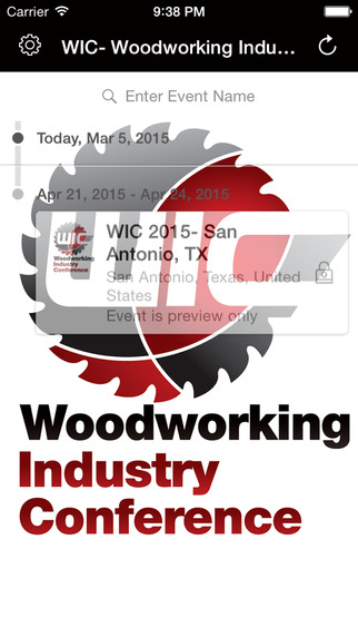 WIC- Woodworking Industry Conference
