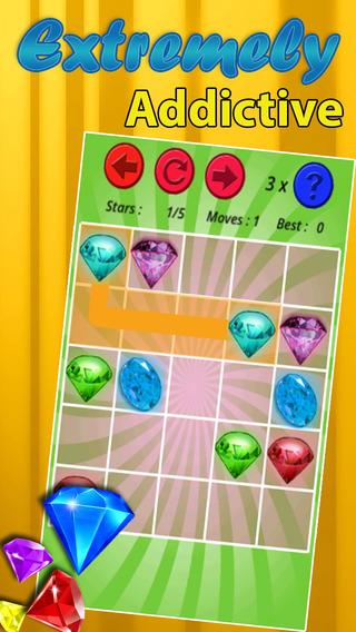 Swipy Diamond - New Flow Jigsaw Game