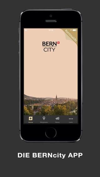 BERNcity - Die Shopping App der Stadt Bern