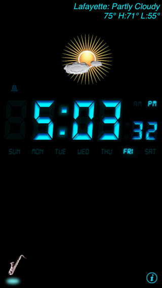 Best Alarm Clock FREE iPhone Screenshot 3