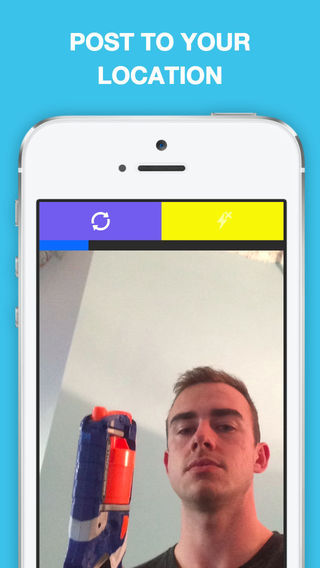ZAPS - Share Videos by Location