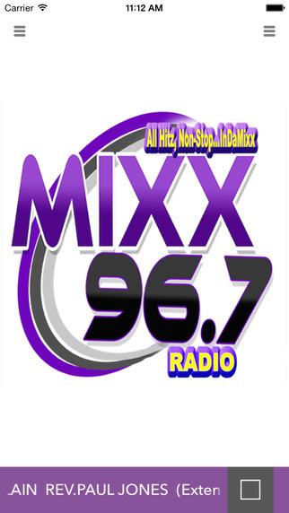 Mixx 96.7 Houston
