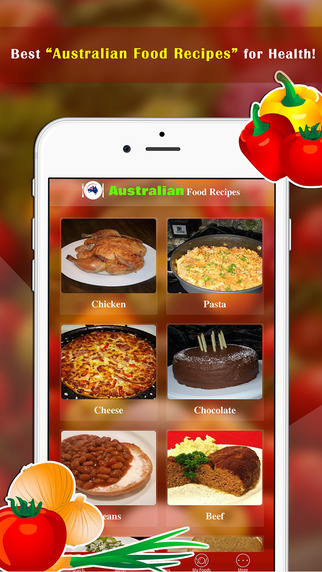 Australian Food Recipes - Best Foods For Your Health