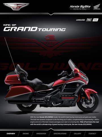GOLDWING-Honda BigWing
