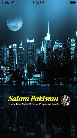 Salam Pakistan: Online Radio
