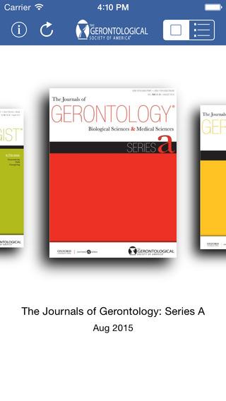 GSA Journals