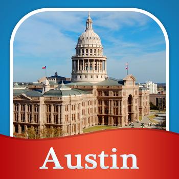 Austin Offline Travel Guide LOGO-APP點子