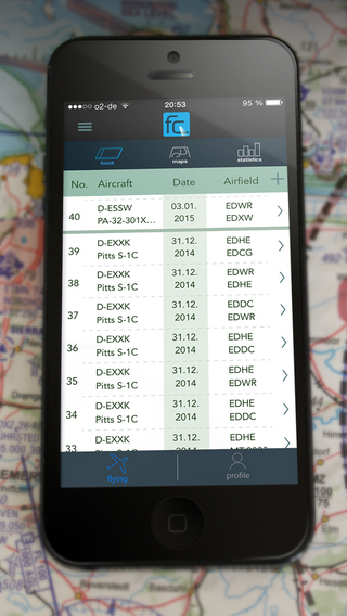 Flying Circle: Advanced Flight Logging for Private Pilots