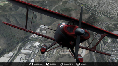 Screenshot #9 for Flight Unlimited 2K16 - Flight Simulator
