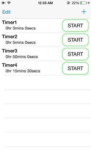 Timer Plus タイマープラス