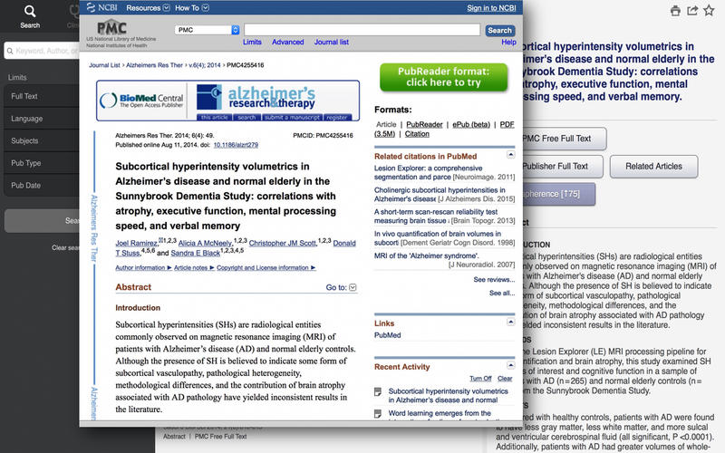 Unbound Medline Screenshot - 2