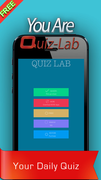 You Are - Quiz Lab