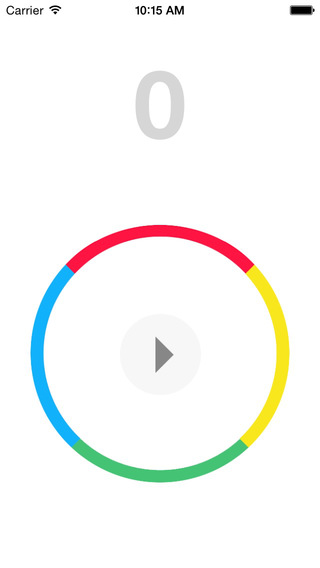 Amazing Color Wheel Crush - Crazy Impossible Line Match Game