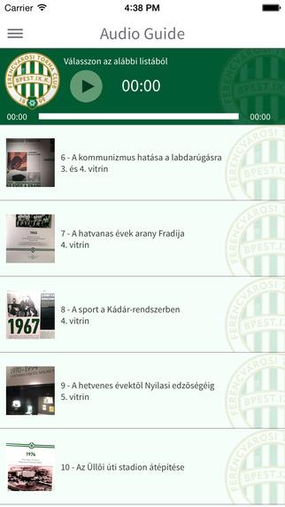 【免費生活App】Fradi Múzeum-APP點子