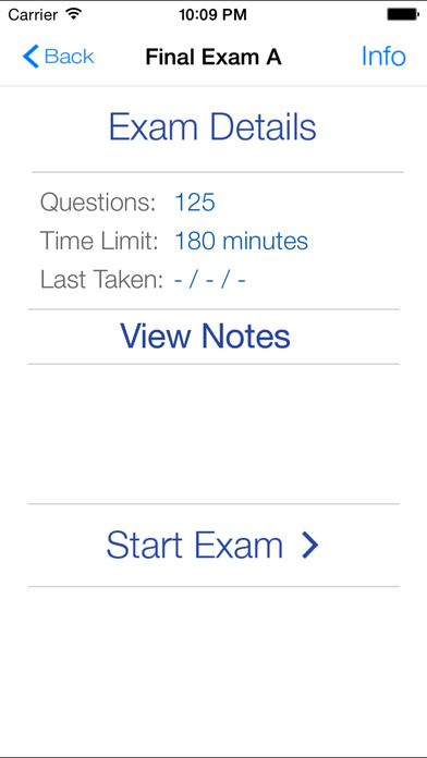 Series 7 Exam Preparation iPhone Screenshot 3