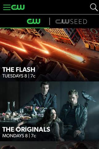 Screenshot 2 The CW