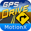 MotionX™ - MotionX GPS Drive  artwork