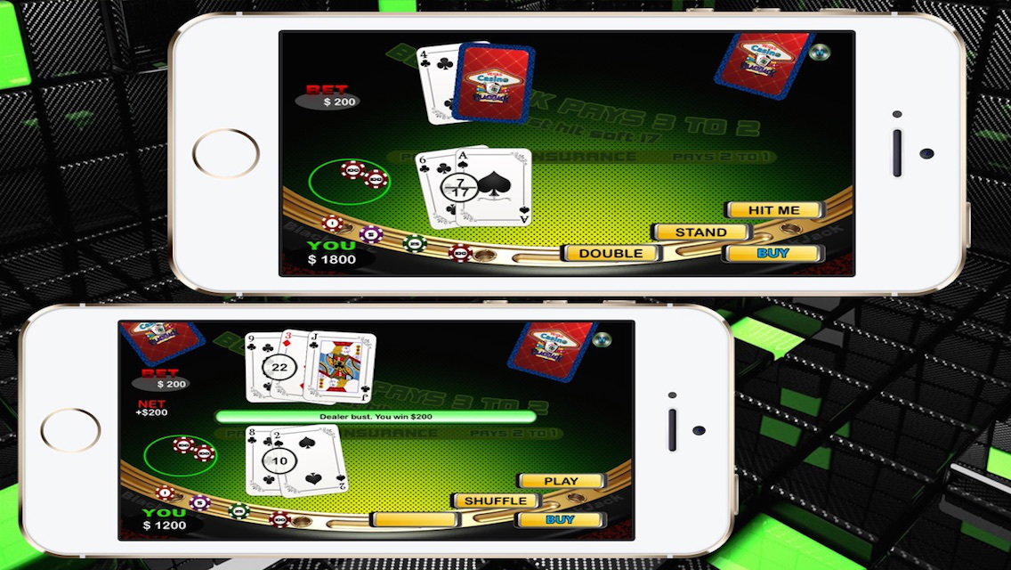 Free blackjack games for iphone