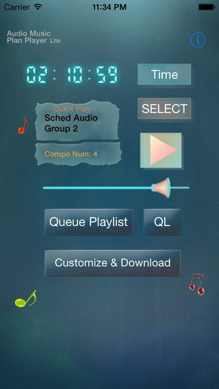 Audio Music Plan Player Lite HD - Media Plus
