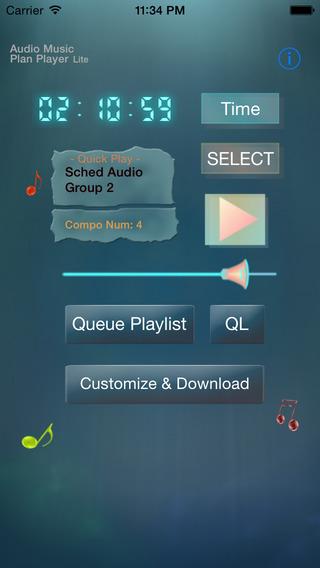 Audio Music Plan Player Lite HD - Media Plus