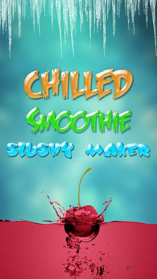 Chilled Smoothie Slushy Maker Pro - New drinking shake game