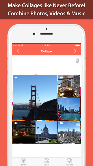 PhotoVideoCollage Pro — Video Pic Collage Maker