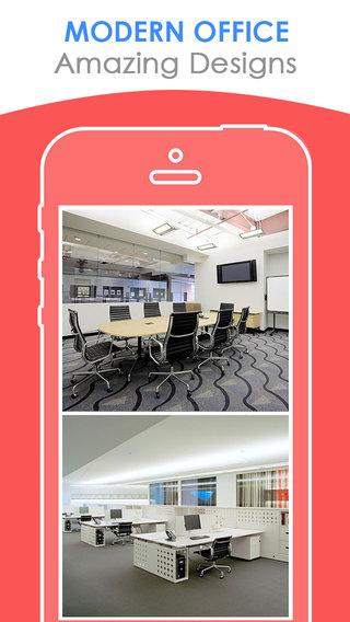 Modern Offiz - Catalogue for office design idea