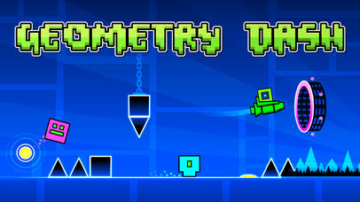 Screenshots of Geometry Dash Lite for iPhone