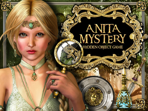 Anita's Hidden Mystery - hidden objects
