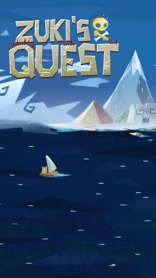 祖奇大冒险:Zuki's Quest