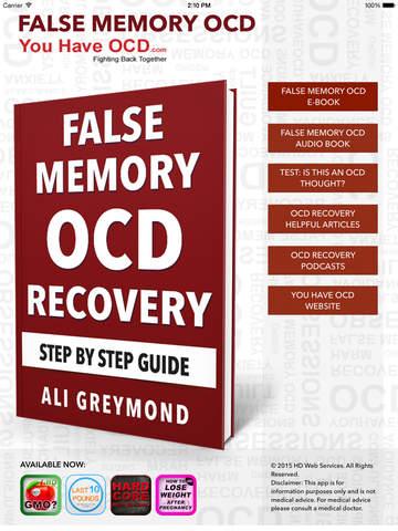 False Memory OCD Recovery HD