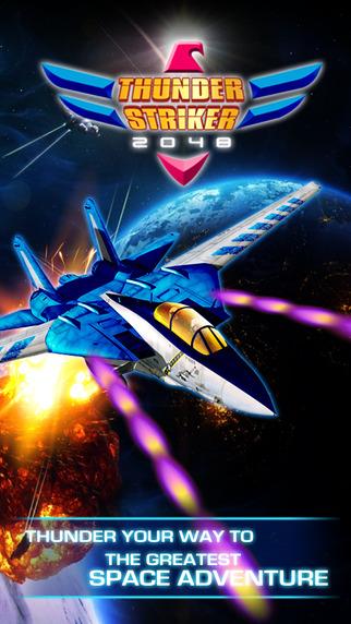 Thunder Striker 2048