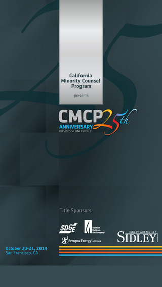 CMCP 2014 Annual Conference