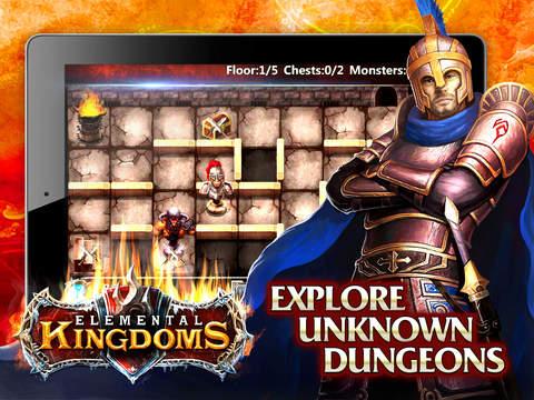 Скачать игру Elemental Kingdoms (CCG)