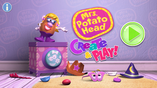 Mrs. Potato Head - Create Play