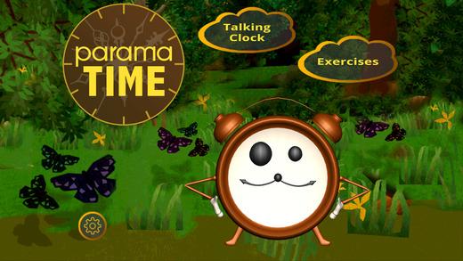 Parama Time