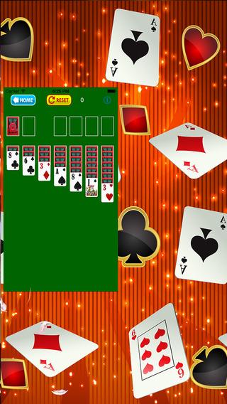 Vegas Paciencia Solitarie - Fun Easy Cards Matching Casino Game