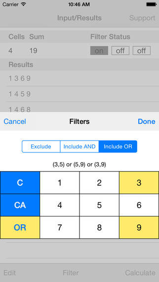 Killer Aid: Killer Sudoku combination calculator