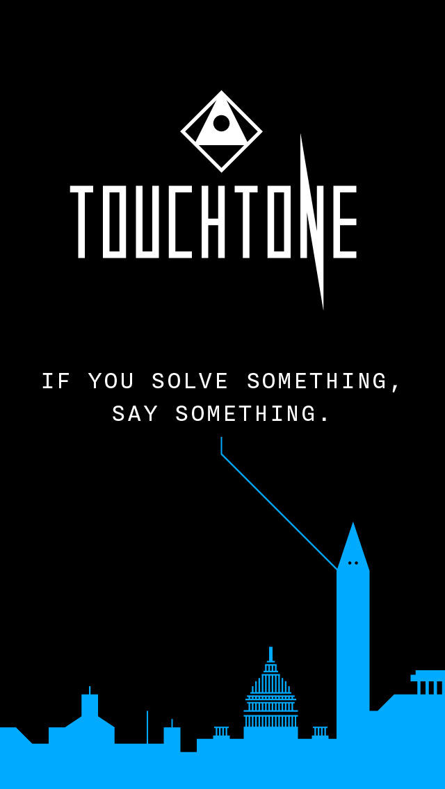 Image of TouchTone™ for iPhone