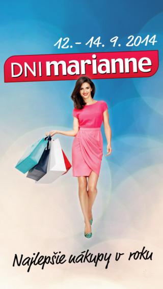 Dni Marianne 2014