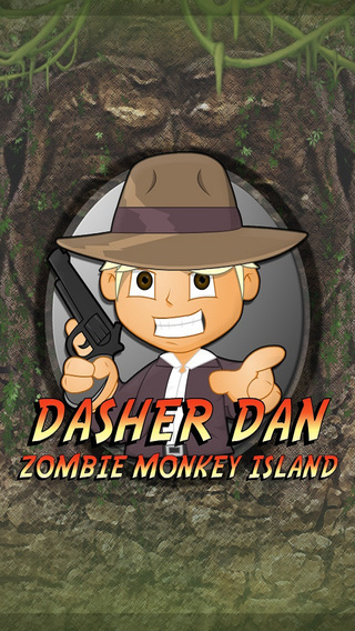 Dasher Dan - Zombie Monkey Island