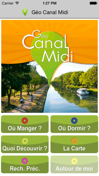 Géo Canal Midi