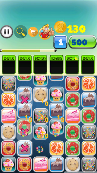 Candy Burst Royale - UNLIMITED Levels of Candy Fun