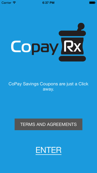 CoPayRx- Prescription Savings Rebates and Assistance
