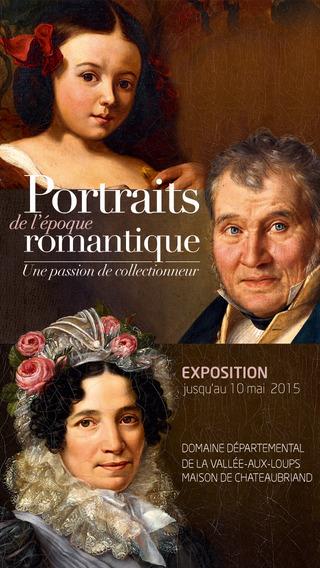 Chateaubriand Portraits de l'époque romantique