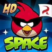 精品续作 – 愤怒的小鸟太空版 HD Angry Birds Space HD [iOS]