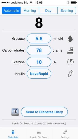 Diabetes-Calc
